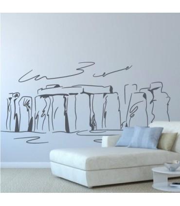 Vinil decoratiu Stonehenge
