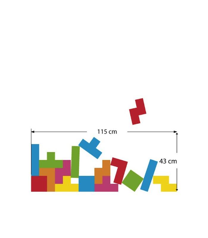 Vinilo Tetris
