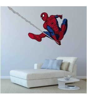 Vinilo decorativo Spiderman