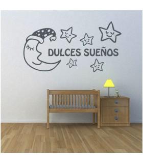 Vinil infantil dolços somnis