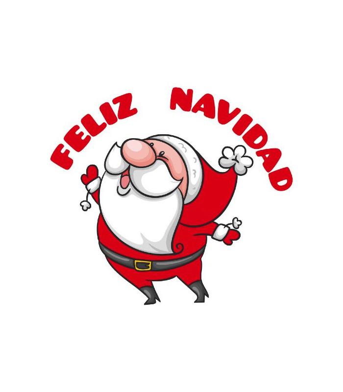 Vinilo Papá Noel