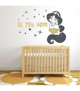 Vinil decoratiu Infantil Pricesa