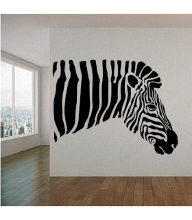 Vinil decoratiu Zebra