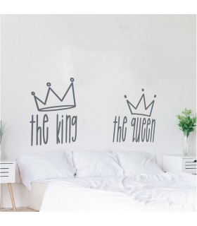 The King & The Queen